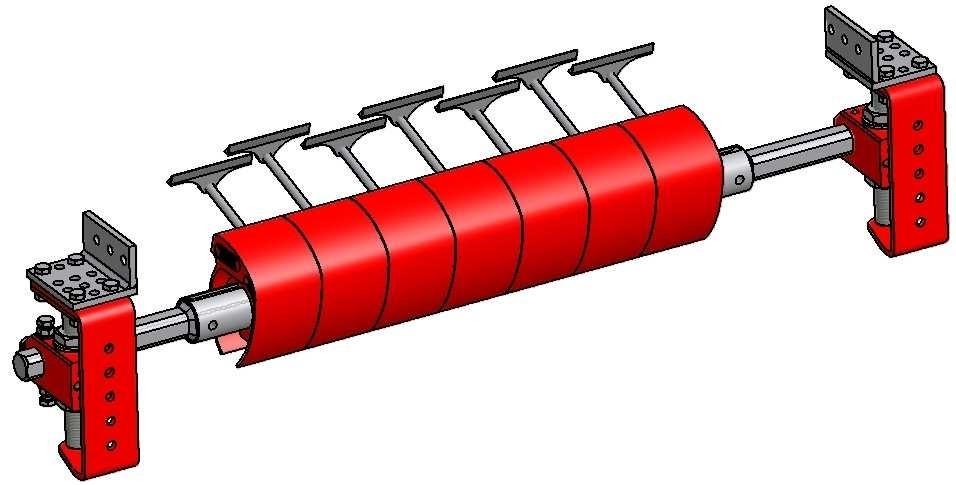 TipTop Industrievulkanisation Borna GmbH Abstreifsysteme Bandanlagen